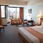 Tai_Pan Hotel Bedroom