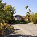 The Elvis Presley honeymoon house.