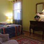 Hotel La Bastide d'Iris**** - Chambre Fleur de la Passion - Hotel Sud Ardeche