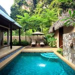In Villa Private Plunge Pool
