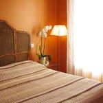 Hotel La Bastide d'Iris**** - Chambre Safran - Hotel Vallon Pont d'arc