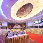 Grand Ball Room can cater up to 3000 person