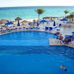 la piscine du viva maya