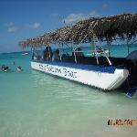 Glass bottom Boat, Grand Cayman