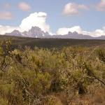 Great views of Mt. Kenya