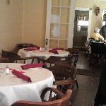 Inside Gasthaus