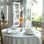 Sun Room Dining