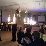 Abend Gala Silvester Menue