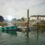 Embarcadère  de  Gâvres