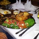the mixed grill 69oz