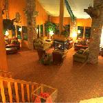 Hotel Lobby - Fairmont