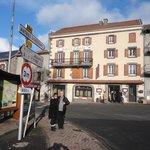 Hotel de la Poste Pontgibaud