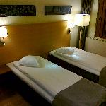 Beds, room 12