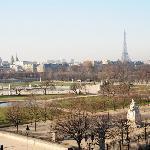 Paris Viewfrom room