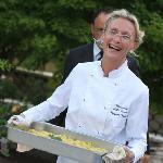 Nadia Pasquali ed i tortellini del Borsa