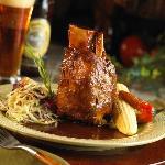 Balsamic BBQ Pork Shank!