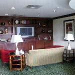 Lounge area off Lobby