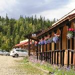 Springtime at the lodge.