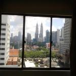 window frame view