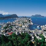 Town of Alesund
