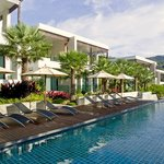 8 swimming pools at the  hotel