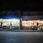 Alleppey banana chip and halva shops