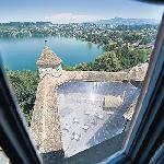 Aussicht aus dem Turm
