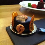 chocolate cake .... :)