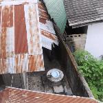 Vista dal balcone :-)