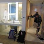 kinky bathroom lol!