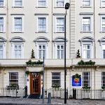 Comfort Inn Buckingham Palace Road