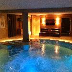 Spa et sa piscine
