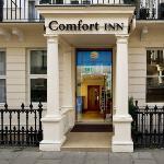 Foto de Comfort Inn Hyde Park