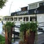 Bateau Hotel l'Elegant
