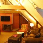 Comforts of loft 9