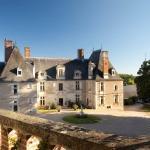 Chateau De Noizay Ch Bielsa Facade Ext