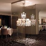 Salle Restaurant Avec Cheminée