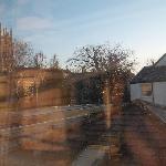 view outside window