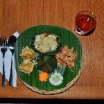 Balinesisches Abendessen