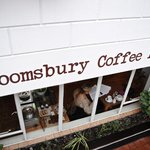 Foto van Bloomsbury Coffee House