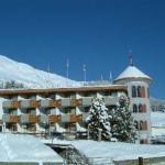 Foto di Turmhotel Victoria Davos
