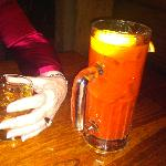 How 'bout that bloody mary!