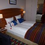 Tivoli Hotel (Room 501)