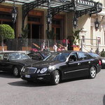 Your luxury car with driver for your holiday in Rome!
