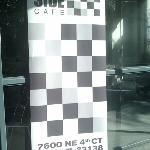 Iron Side Cafe banner