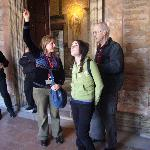 Explaining what it was like to worship in Hagia Sofya in 1000 AD
