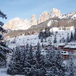 View from Campitello