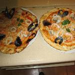 sea  food  pizza