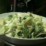 salad was very bad