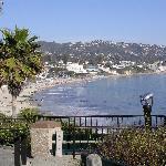 Laguna Beach - view from cliffs near the Las Brisas Restaurant